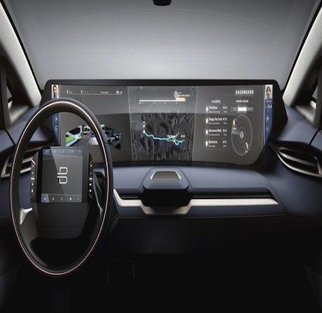 El coche más futurista