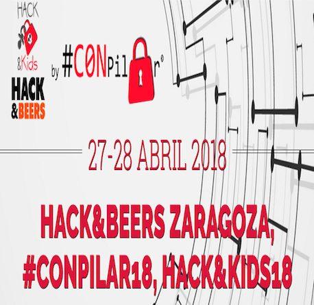 Jornadas de seguridad informática #CONPilar18