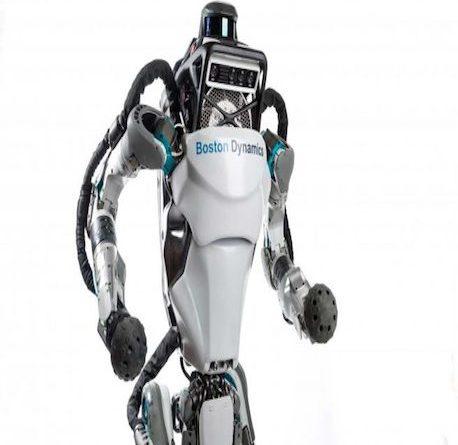Atlas, robot humanoide bípedo
