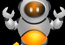 Robot con sensores