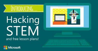 Herramienta para trabajar STEM @hacking_STEM