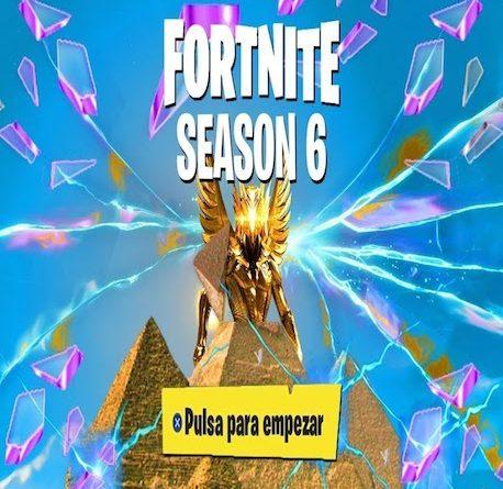 Sexta temporada de Fornite