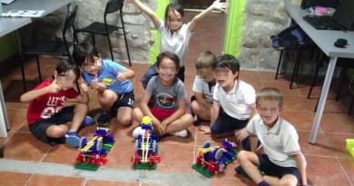 Máquinas simples: Palancas y ruedas Robótica 0