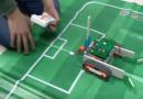 Proyecto robótica: un robot futbolista